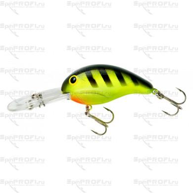 Воблер BANDIT Series 300 5см 10,5гр 06(Chartreuse black stripes)
