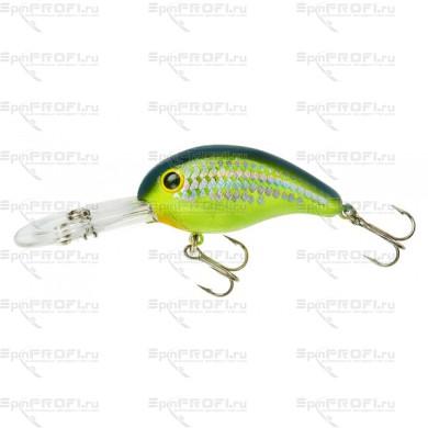 Воблер BANDIT Series 300 5см 10,5гр D66(Chartreuse fleck)