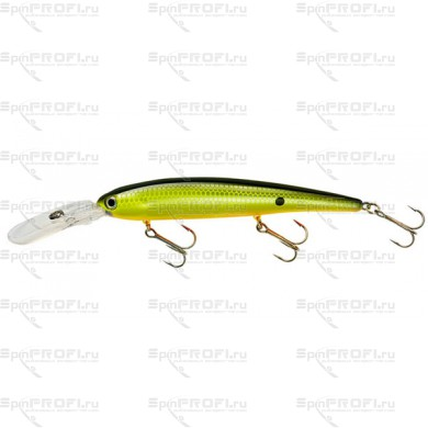 Воблер DEEP WALLEYE BANDIT D11(Chart Pearl Scales)