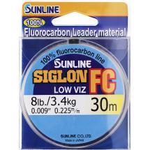 Флюорокарбоновая леска Sunline Siglon FC 30м 0.225