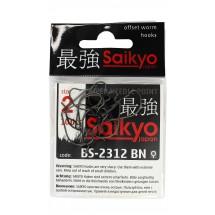 Крючок офсетный SAIKYO BS-2312 BN #2