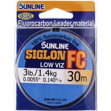 Флюорокарбоновая леска Sunline Siglon FC 30м 0.140