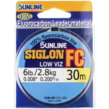 Флюорокарбоновая леска Sunline Siglon FC 30м 0.200