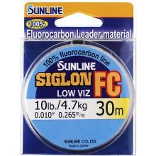 Флюорокарбоновая леска Sunline Siglon FC 30м 0.265