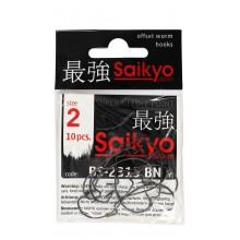Крючок офсетный SAIKYO BS-2315 BN #2