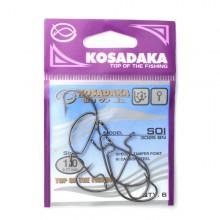 Крючок SOI №1/0 Kosadaka (уп.6шт.) 3025BN-1/0