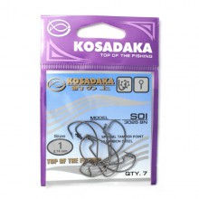 Крючок SOI №1 Kosadaka (уп.7шт.) 3025BN-1