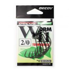 Офсетный крючок Decoy Worm 11 №2/0 (8шт.)