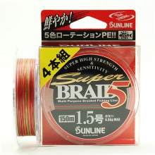Шнур Sunline Super Braid 5 150m #1.5 8.8кг