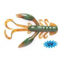 """Силиконовая приманка Lucky john ROCK CRAW 2.8"""" 7.10/085 Nagoya Shrimp (рачок)"""