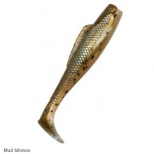 "Виброхвост Zman Minnowz 3"" Mud Minnow Tail (8 шт.) GMIN-281"
