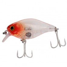 Воблер JACKALL CHUBBY 38F  clear salmon roe head