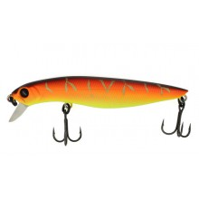 Воблер Tsuribito Dead Minnow 90F #029 Matte Orange Tiger